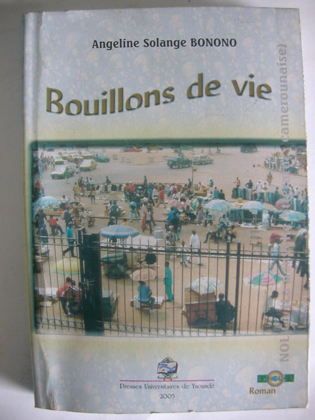 Bouillons de vie -Angéline Solange Bonono (2005)1